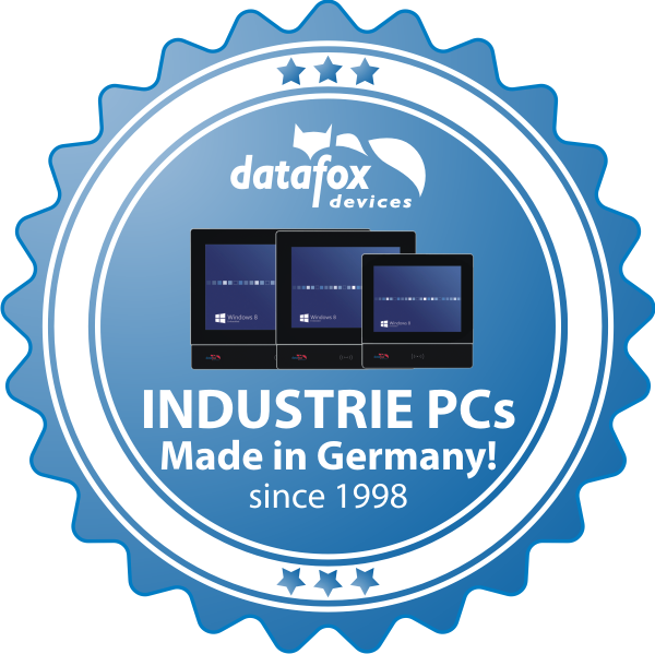 Datafox Industrie PCs