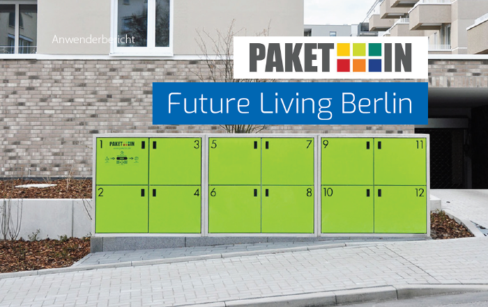 Paket In - Future Living - Berlin
